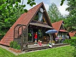 Apartment Ferienpark Ronshausen  in Ronshausen - Machtlos, Hessisches Bergland