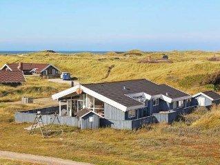 Vacation home Houvig  in Ringkobing, Central Jutland - 9 persons, 4 bedrooms