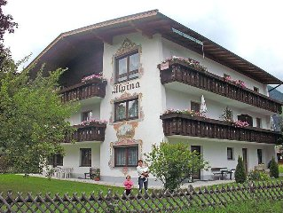 Apartment Kaiserwinkl  in Walchsee, Tyrol - 4 persons, 1 bedroom