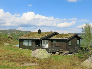 Vacation home in Åseral, Southern Norway - 6 persons, 4 bedrooms