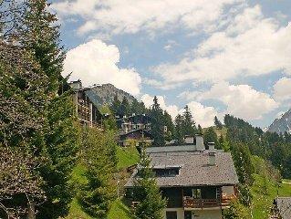 Apartment Les Arsets  in Alpe des Chaux, Alpes Vaudoises - 4 persons, 1 bedroom