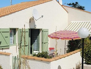 Holiday home, Les Huttes/St. Denis d'Oléron  in Ile d'Oléron - 5 persons, 1 bed