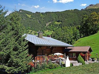 Apartment Marie Rosa  in Grindelwald, Bernese Oberland - 4 persons, 1 bedroom