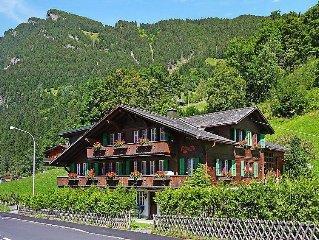 Apartment Schwendihus  in Grindelwald, Bernese Oberland - 2 persons, 1 bedroom
