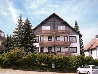 Ferienwohnung Raeck  in Braunlage, Harz - 2 Personen, 1 Schlafzimmer