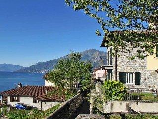 Vacation home Casa La Becca  in Domaso (CO), Lake Como - 4 persons, 1 bedroom