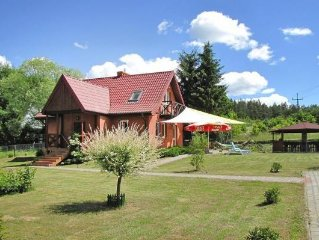 Holiday home, Kretowiny  in Ostroda - 9 persons, 3 bedrooms