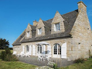 Vacation home in St. Pol - de - Leon, Finistere - 7 persons, 3 bedrooms