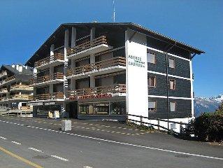 Ferienwohnung Tzoum'Azur 7  in La Tzoumaz, Wallis - 5 Personen, 2 Schlafzimmer