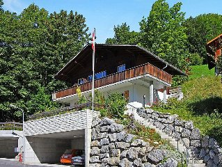 Apartment Holzwurm  in Grindelwald, Bernese Oberland - 3 persons, 1 bedroom