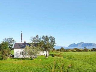 Vacation home Lofoten 1  in Laukvik, Northern Norway - 6 persons, 3 bedrooms