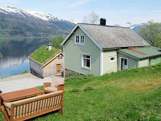 Vacation home in Vassenden i Jolster, Western Norway - 5 persons, 3 bedrooms