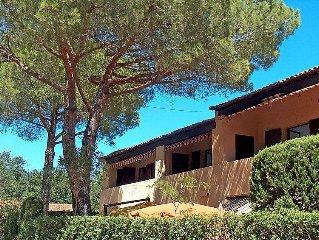 Apartment Gigaro Plage  in La Croix - Valmer, Cote d'Azur - 4 persons, 1 bedroom