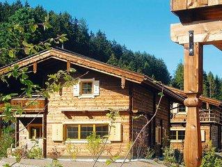 Vacation home Holzchalets Kröll  in Fügen, Zillertal - 10 persons, 5 bedrooms