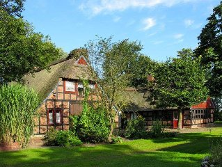Vacation home in Steinau, North Sea: Lower Saxony - 10 persons, 5 bedrooms