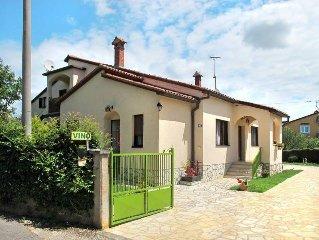 Apartment Landhaus Bergodac  in Kastelir, Istria - 3 persons, 1 bedroom