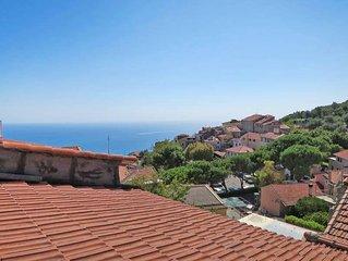 Vacation home Le Antiche Volte  in Cipressa, Liguria: Riviera Ponente - 6 perso
