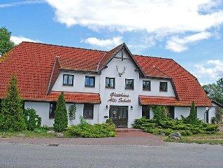 Ferienwohnung Gästehaus Alte Schule  in Dargun, Mecklenburgische Seenplatte - 7