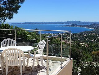 Vacation home Clos Romain  in Les Issambres, Cote d'Azur - 6 persons, 3 bedrooms