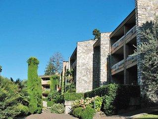Apartment Parco Ermitage  in Porto Valtravaglia (VA), Lago Maggiore - Lake Orta
