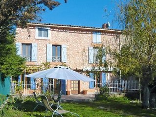 Holiday home, Regusse  in Var - 8 persons, 3 bedrooms