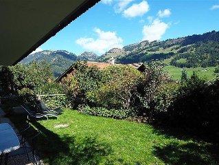 Ferienwohnung Am Ryschbächli  in Zweisimmen, Berner Oberland - 6 Personen, 2 Sch
