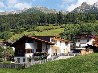Apartment Arlbergblick  in Pettneu am Arlberg, Arlberg mountain - 7 persons, 2