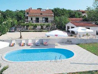 Apartment Haus Jukic  in Kastelir, Istria - 2 persons, 1 bedroom