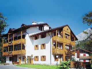 Ferienwohnung Residence Hermine I  in Borca di Cadore, Dolomiten - 4 Personen, 1