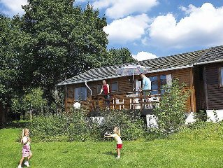 Ferienhaus Type A+  in Devantave, Ardennen - 6 Personen, 2 Schlafzimmer