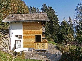 Ferienhaus Eiger  in Moléson, Freiburg - 4 Personen, 2 Schlafzimmer
