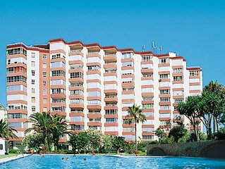 Apartment CENTRO INTERNACIONAL  in Torrox - Costa, Costa del Sol - 3 persons