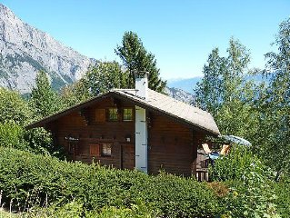 Vacation home Les Bouleaux  in Ovronnaz, Valais - 6 persons, 3 bedrooms