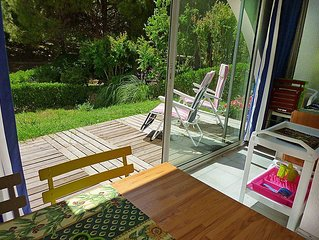 Apartment Palm Beach  in La Grande Motte, Herault - Aude - 5 persons, 1 bedroom