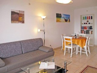 Apartment Ferienwohnung Bulla  in Damp, Baltic Sea: Schleswig - H. - 4 persons,