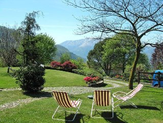 Vacation home Rustici Fausta  in Colico (LC), Lake Como - 6 persons, 3 bedrooms