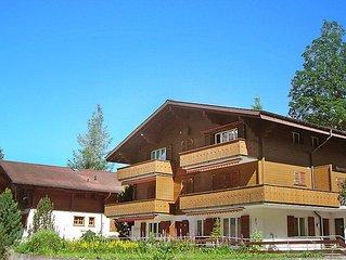 Ferienwohnung Almis-Bodeli  in Grindelwald, Berner Oberland - 4 Personen, 1 Schl