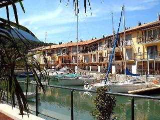 Apartment P1/2  in Le Bouveret, Lake Geneva Region - 8 persons, 3 bedrooms