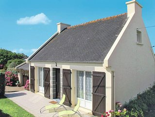 Vacation home in Kerlouan, Finistere - 6 persons, 4 bedrooms