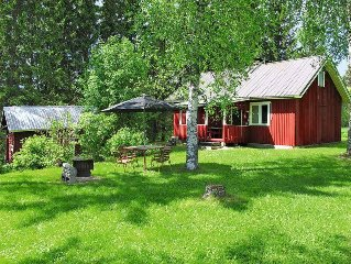 Vacation home in Säyneinen, Finland - 6 persons, 2 bedrooms