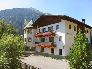 Ferienwohnung Diana  in Pettneu am Arlberg, Arlberg - 2 Personen, 1 Schlafzimmer