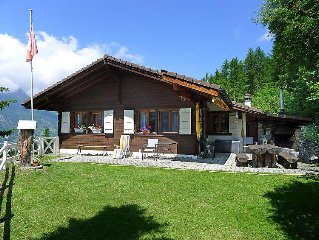 Vacation home Himmulriich  in St Niklaus, Valais - 2 persons, 1 bedroom