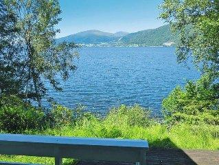 Vacation home in Nordfjordeid, Western Norway - 8 persons, 4 bedrooms