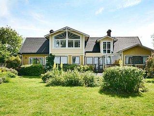 Ferienhaus Mörbylånga  in Mörbylånga, Kalmar and Öland - 10 Personen, 5 Schlafzi
