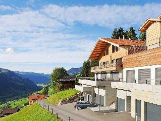 Ferienwohnung Buggeli I  in Lenk, Berner Oberland - 4 Personen, 2 Schlafzimmer