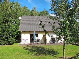 Vacation home Ferienhaus Siebeneichen  in Karlshagen, Usedom - 4 persons, 2 bed