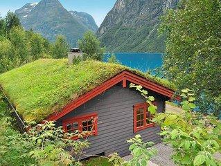 Ferienhaus in Loen, Fjordnorwegen - 6 Personen, 3 Schlafzimmer