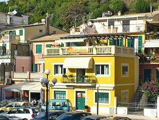 Apartment Casa Giulia  in Moneglia, Liguria: Riviera Levante - 8 persons, 2 bed