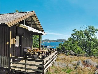 Vacation home Mandal  in Skernöy, Southern Norway - 6 persons, 2 bedrooms