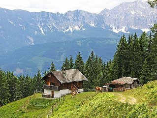 Ferienhaus Wassertheureralm  in Dellach, Kärnten - 6 Personen, 2 Schlafzimmer